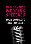 Maid of Honor Wedding Speech Tips